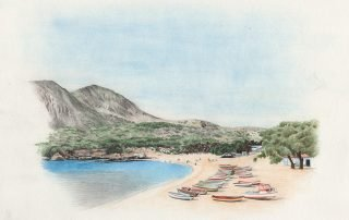 BIMBY® spiaggia di Tarrafal | E 2.0 Food | www.edizioni20food.com
