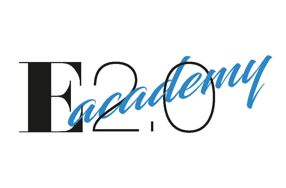 Logo E 2.0 Academy | E 2.0 Food | www.edizioni20food.com