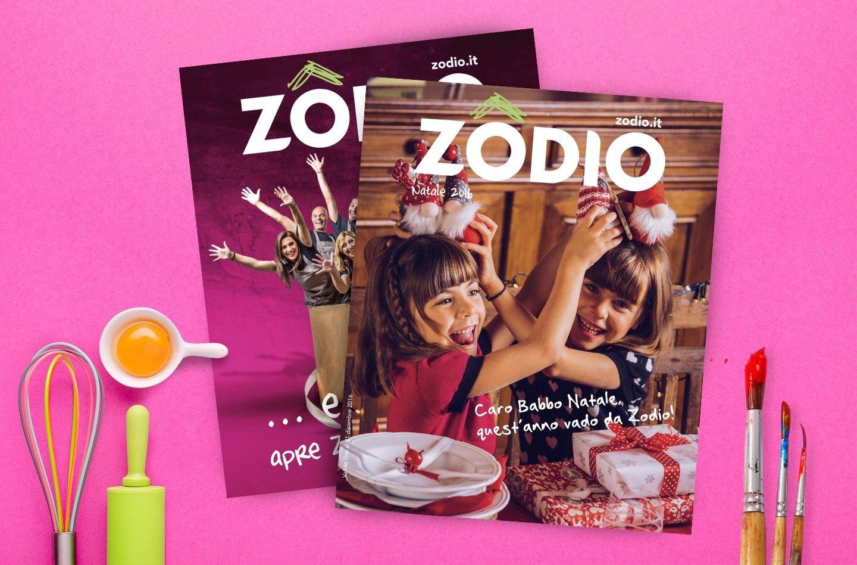 Zodio | Rivista chiavi in mano | Magalogue | Agenzia cataloghi |E 2.0 Food | www.edizioni20food.com