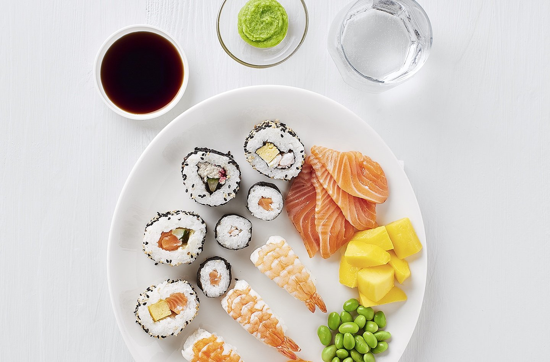 Sushi | Still Life Food | E 2.0 Food | www.edizioni20food.com