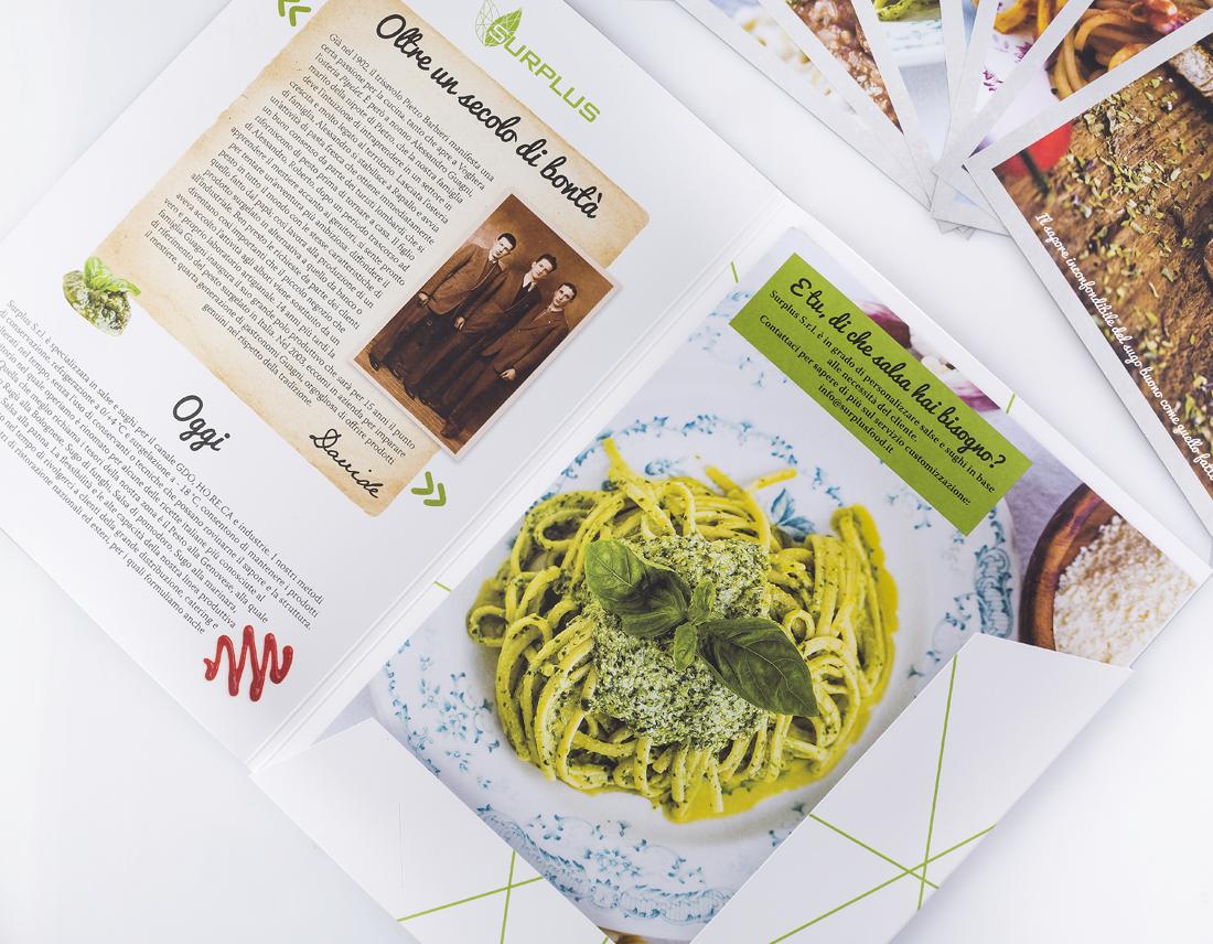 Portfolio Surplus Food | Catalogo e packaging | E 2.0 Food | www.edizioni20food.com