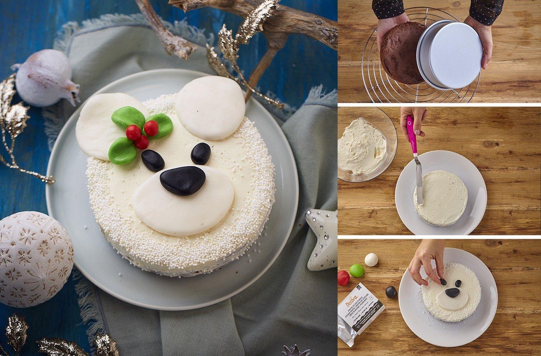 Decora | Cake design | Food tutorial | E 2.0 Food | www.edizioni20food.com
