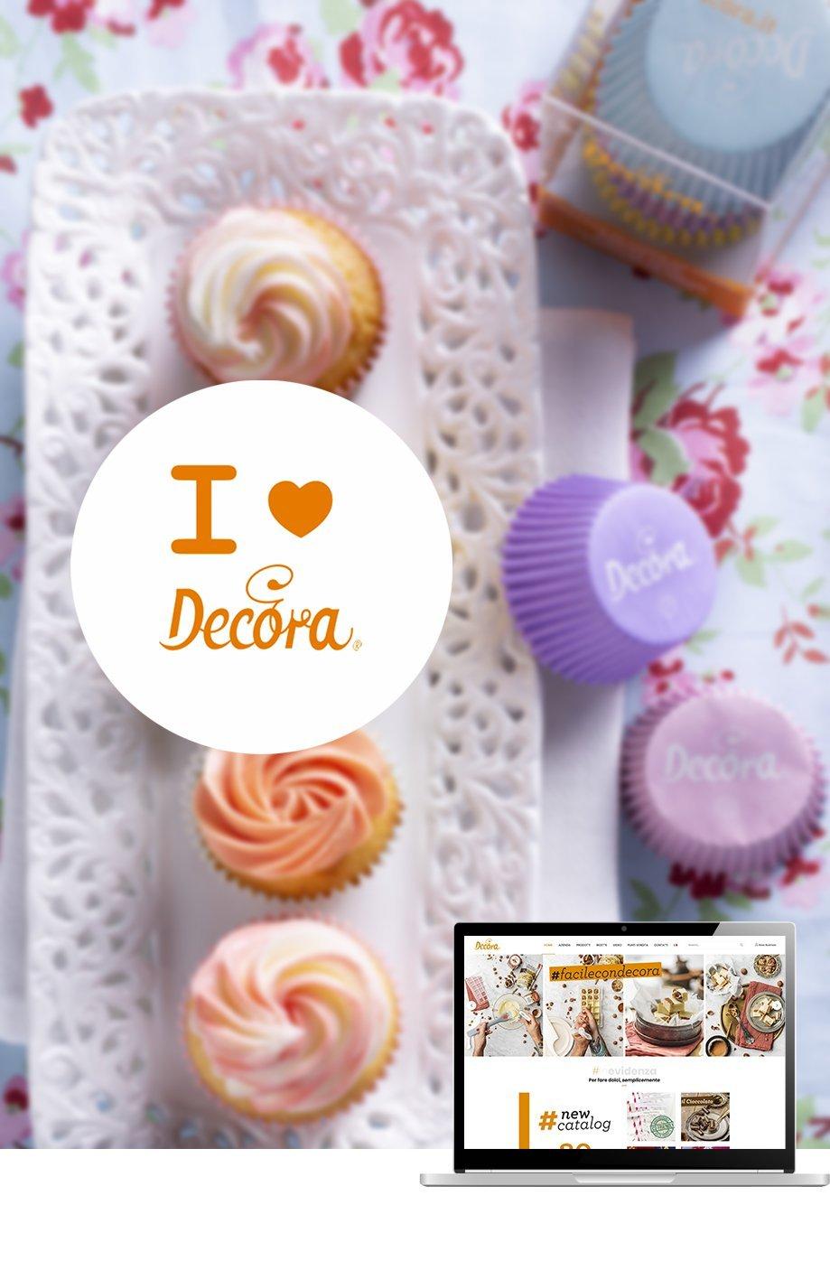 Portfolio Decora | E 2.0 Food | www.edizioni20food.com