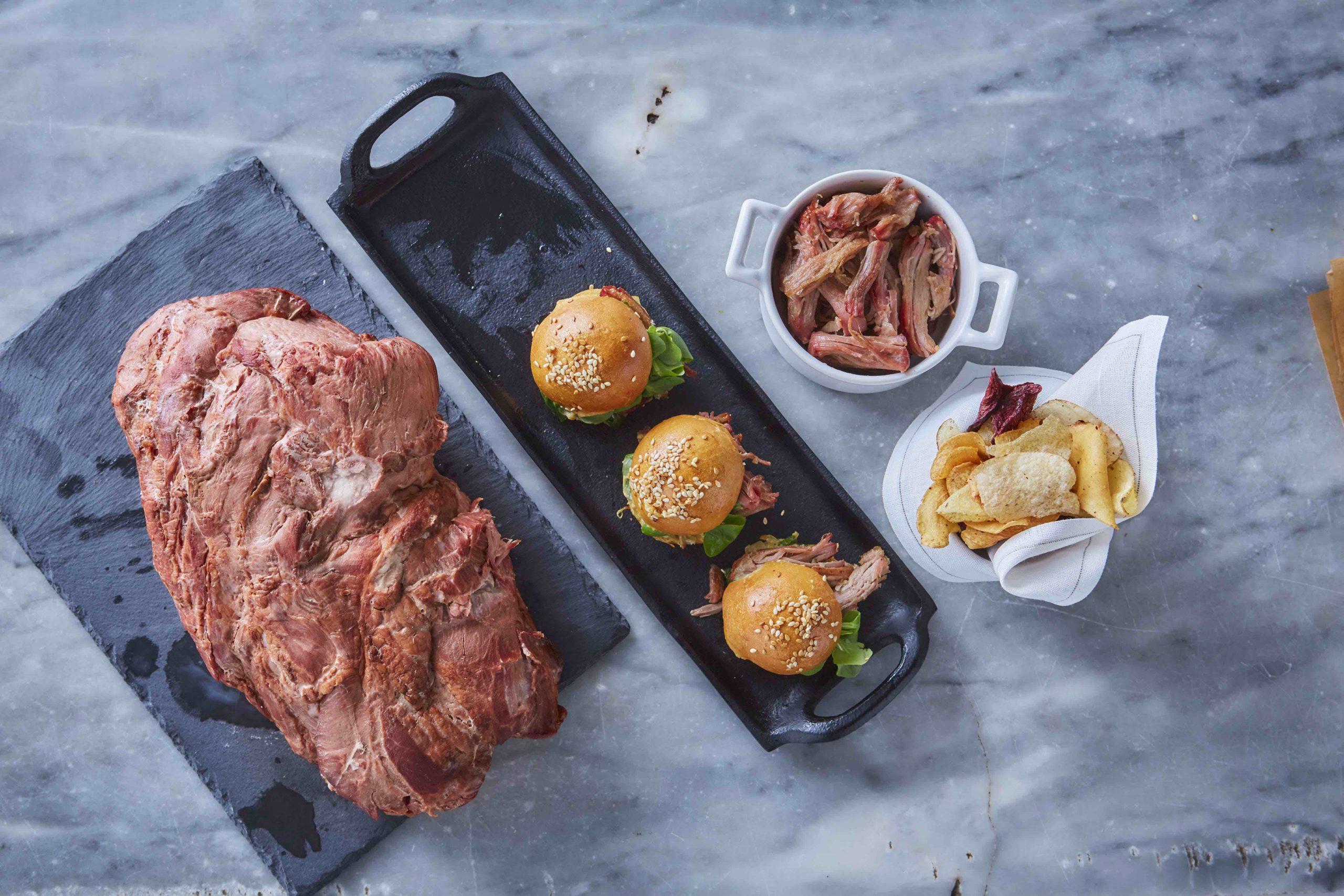 Delicatesse Pulled pork | Prop Styling | Food Photography | E 2.0 Food | www.edizioni20food.com