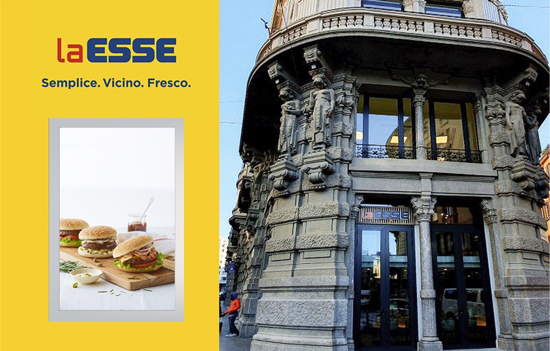 LaEsse | Negozio Milano | Prop Styling | E 2.0 Food | www.edizioni20food.com