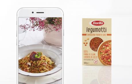 Portfolio Legumotti Barilla | Pop Marketing | Prop Styling | E 2.0 Food | www.edizioni20food.com