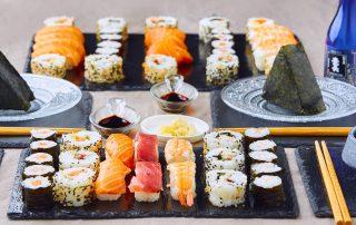 Prenota e ritira sushi | Prop Styling | Food Photography | E 2.0 Food | www.edizioni20food.com