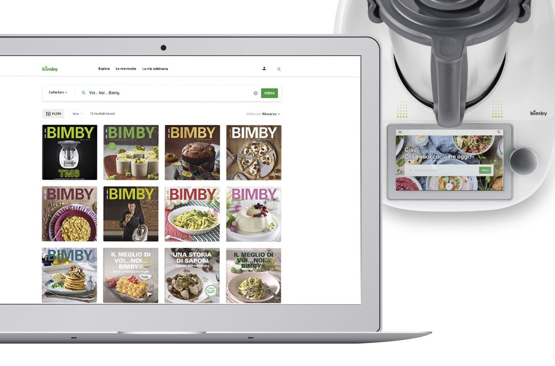 Vorwerk Bimby Community | E 2.0 Food | www.edizioni20food.com