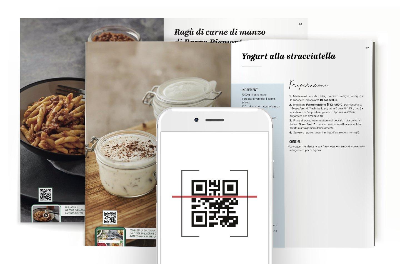 Bimby | QR Code Digital Book | Brand Pubblishing | E 2.0 Food | www.edizioni20food.com